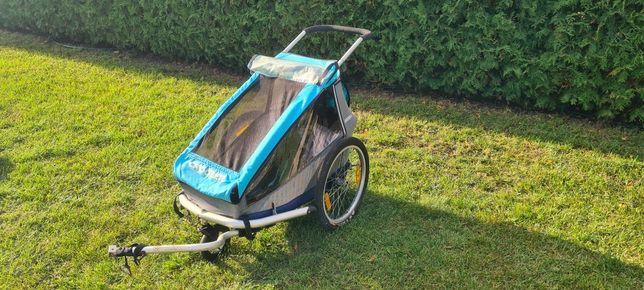Przyczepka rowerowa 3w1 Crooser