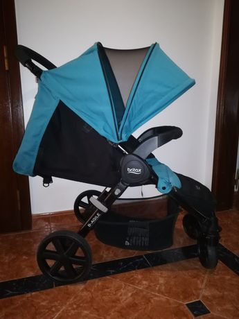 Carrinho de Bebé Britax B-Agile4