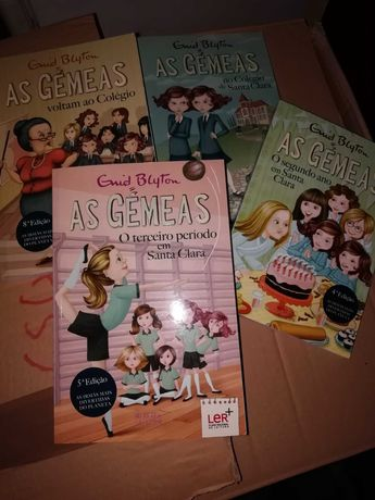 """A coleção """"As gémeas"""""""