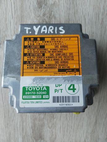 Sensor AIRBAG z Toyota yaris I