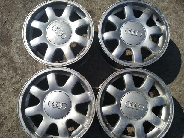 Диски 5*112 R15 оригинал Audi