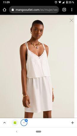 Платье летнее Mango