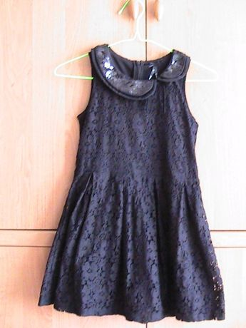 Платье школьное 8 - 12 лет