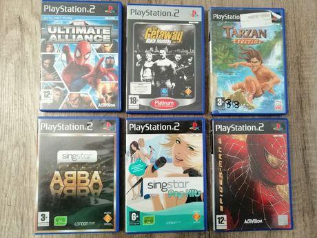 Jogos PS2 e diversos