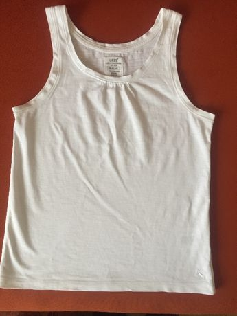 Bluzeczka top koszulka H&M, L.O.G.G. Roz.140/146