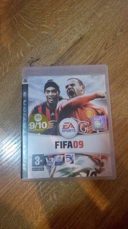 Gra Fifa 09 PS3