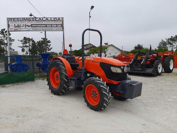 Tractor/Trator Kubota M8540