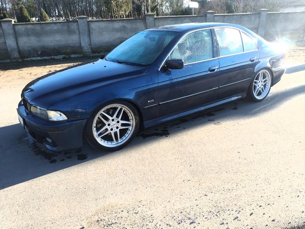 BMW e39 540i 4.4 V8