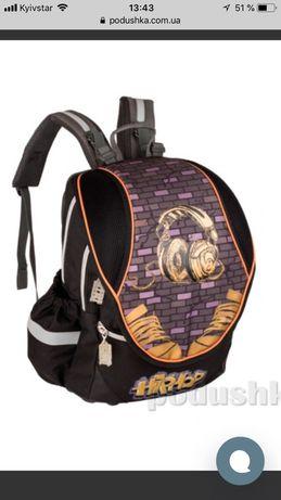 Школьный ортопедический рюкзак Zibi