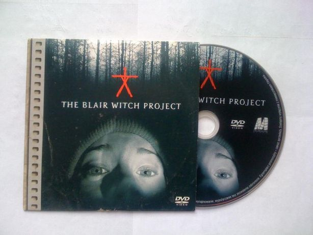 Film DVD - The Blair Witch Project