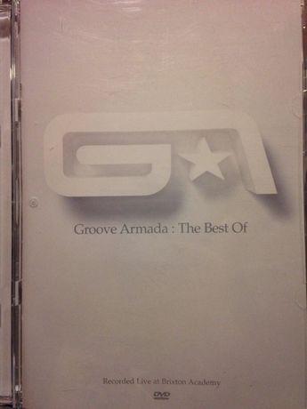 DVD• Groove Armada:Best of