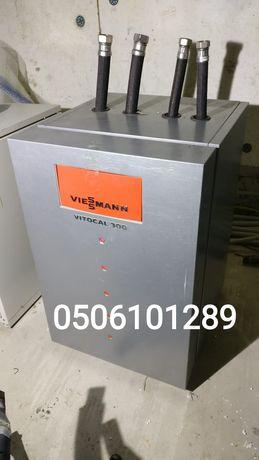 Тепловой насос вода-вода из Германии. Электро котел. Отопление