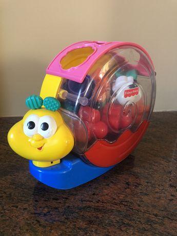 Zabawka Ślimak Fisher-Price