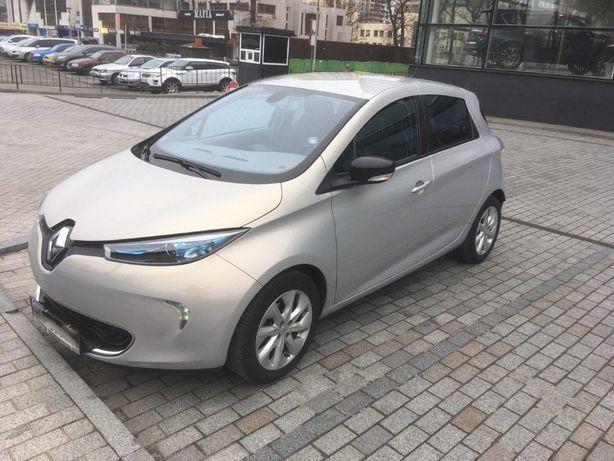 Аренда авто Renault Zoe Киев (электромобиль)