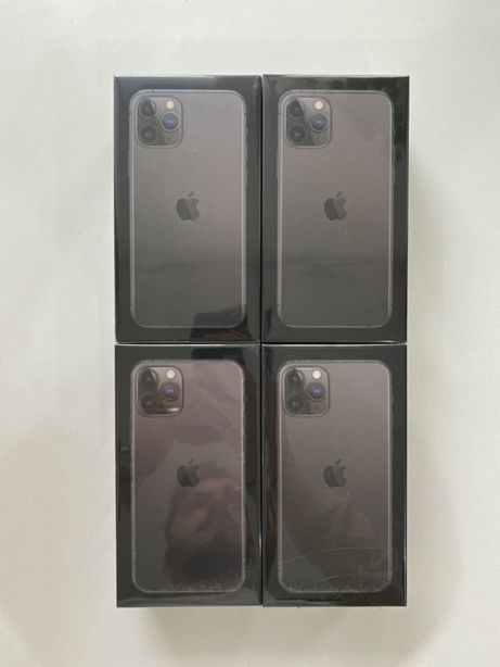 Apple iPhone 11 Pro 64gb space gray NEW НОВЫЙ гарантия магазин кредит