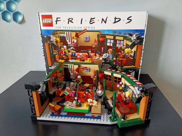 OKAZJA! LEGO Ideas Serial Przyjaciele Friends Central Perk 21319