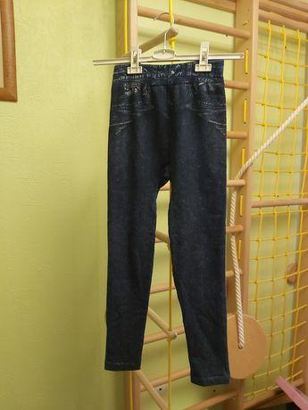 Леггинсы под джинс,  лосины на меху