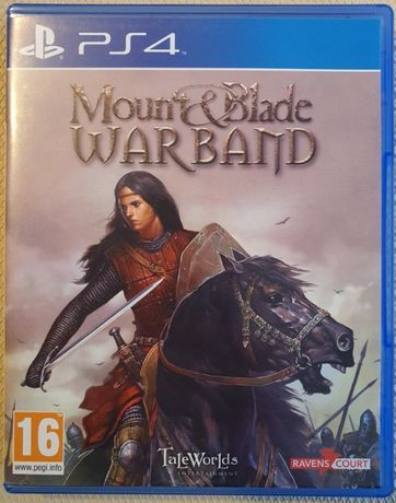 Mount & Blade: Warband PS4 PL Playstation 4
