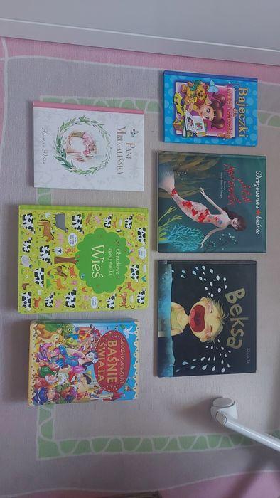 Książki / bajki dla dzieci 6szt. Pruszków - image 1