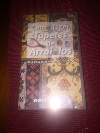 VHS tapetes de arroios