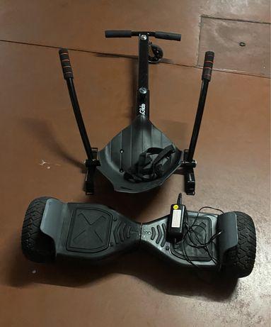 Hoverboard UrbanGlide TT All Roads com Kart