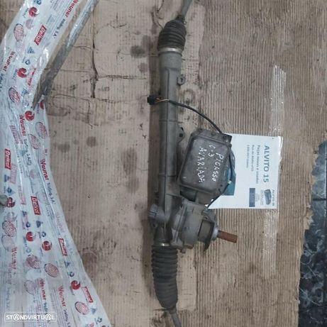Caixa direcção eletrica AVARIADA Citroen C3 Picasso