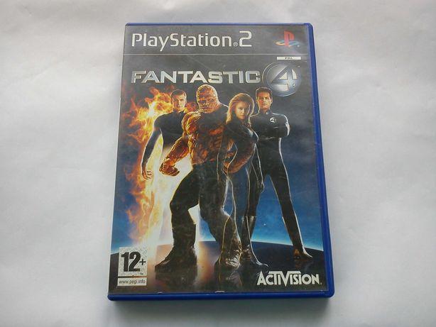 FANTASTIC 4 gra na konsole Sony PlayStation 2 PS2