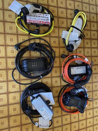 Зарядный кабель-станция!