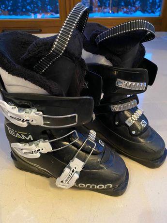 Buty  narciarskie SALOMON rozmiar 22