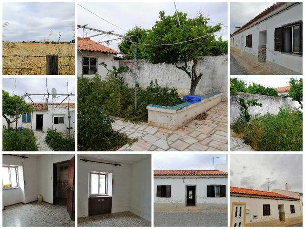 Casa da vila no Alentejo