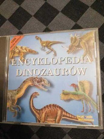 Encyklopedia dinozaurów cd pc