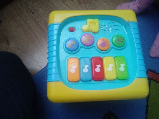 Zabawka interaktywna Smily Play Kostka Centrum Zabawy