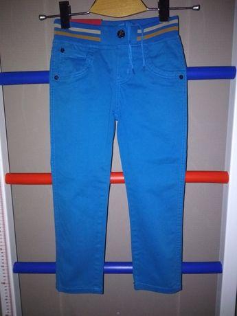 Джинсы, брюки, штаны синие, голубые