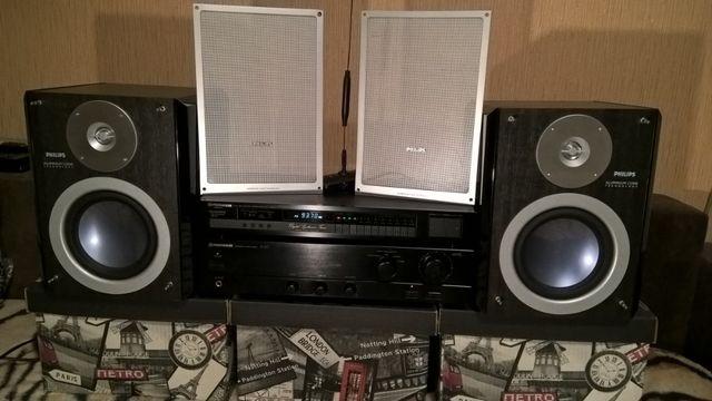 Zestaw stereo Pioneer-Philips