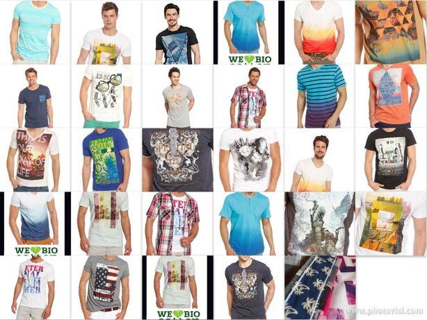 zestaw nowych koszulek T-shirt Sprzedam Taniooo C&A