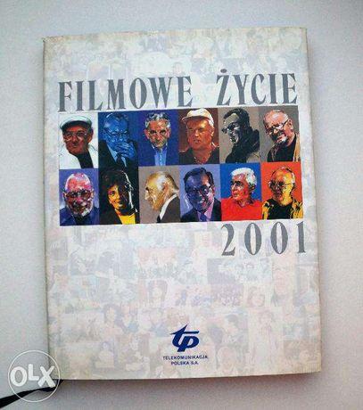 Filmowe Życie - ilustrowany kalendarz, film polski, kadry