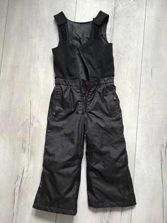 Spodnie ocieplane dla dziecka 98