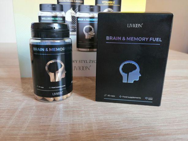 Brain & Memory fuel suplement