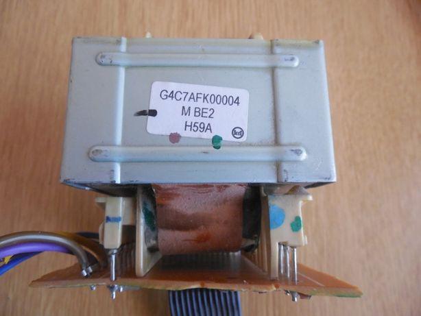 Трансформатор G4C7AFH00004 от музыкального центра PANASONIC SA-AK200