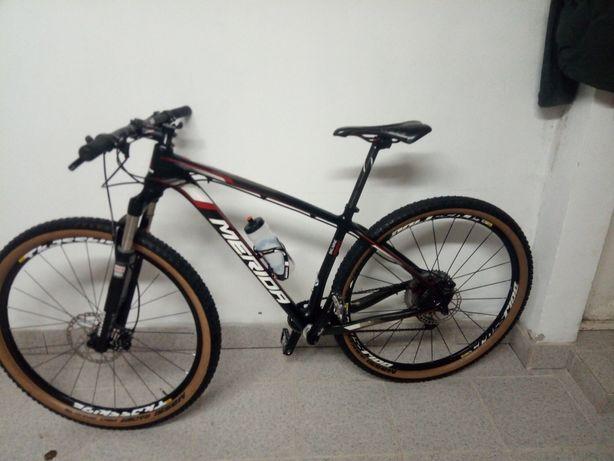 Bicicleta Carbono Merida Big Nine r29