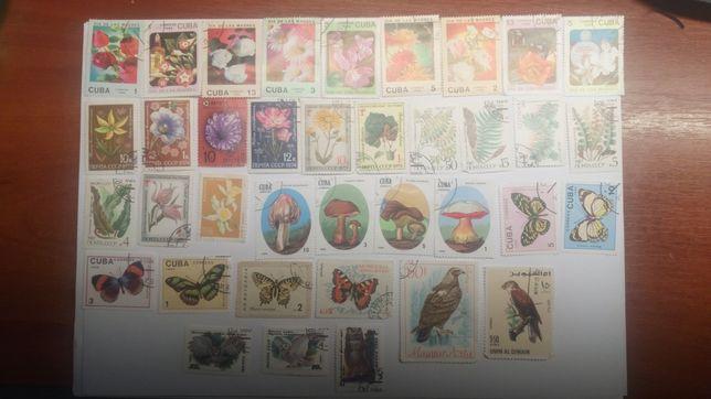 Почтовые марки 2