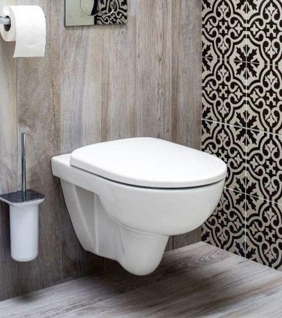 miska WC  Koło Nova Pro z deską wolnoopadającą