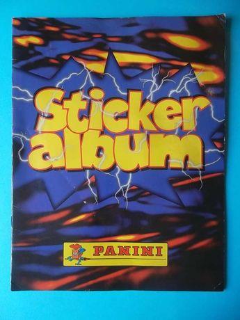 Sticker Album Pokémon