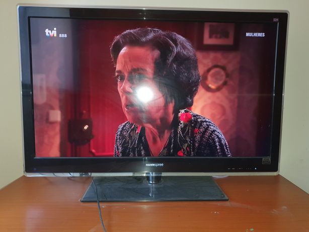 Tv Hannspree avariada