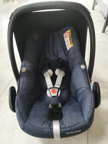Fotelik samochodowy MAXI COSI CABRIO FIX + baza FAMILY FIX