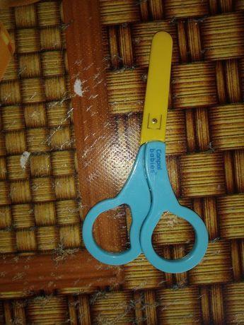 Ножиці для малюків
