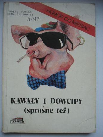 KAWAŁY i DOWCIPY 5/93; Zamek Antyk Tanio