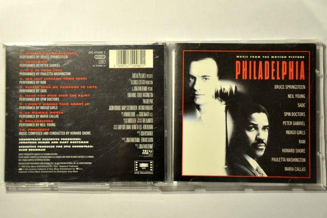 Soundtrack Philadelphia CD
