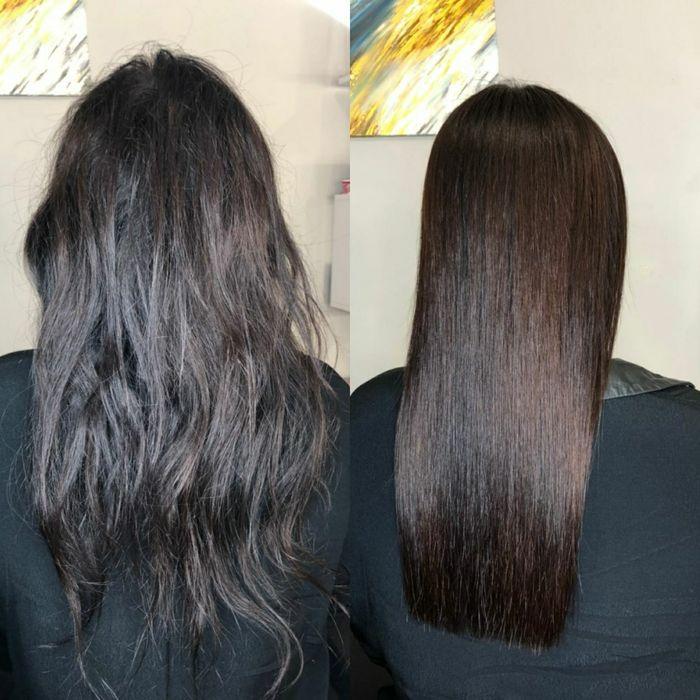 Кератиновое выпрямление и ботокс волос Харьков - изображение 1