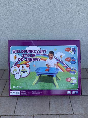 wielofunkcyjny stolik ogrodowy dla dziecka - basen/piaskownica